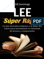 Lee Super Rapido (Productividad - AK Jennings
