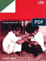 Welsh, P. (2001). Los hombres no son de Marte, desaprendiendo el machismo en Nicaragua.pdf