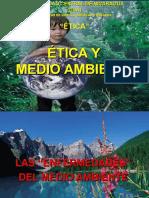 Etica y Medio Ambiente Ppt