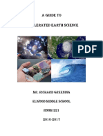 a guide to accelerated earth science