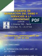 PROGRAMA DE REPARACION DEL DAÑO Y SERVICIOS A.ppt