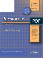 Physiology - Costanzo