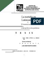 La norteña en Latinoamerica