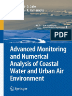 (CSUR-UT Series_ Library for Sustainable Urban Regeneration 3) Hiroaki Furumai (Auth.), H. Furumai, S. Sato, M. Kamata, K. Yamamoto (Eds.)-Advanced Monitoring and Numerical Analysis of Coastal Water A