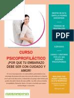 CURSO PSICOPROFILÁCTICO
