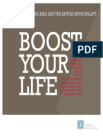 Boost Your Life Web Stor