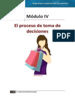 Conducta Del Consumidor Mód IV
