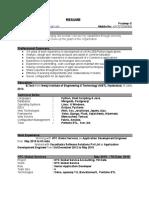 Resume-Pradeep.odt