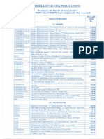 ICTAD CIDA Publications