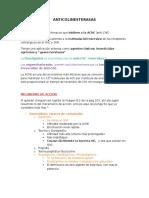 ANTICOLINESTERASAS (insecticidas)[1]