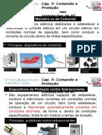 Cap. 5- Comando e Proteção das Instalções de BT-CP_AULA.ppt