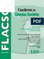 Villena Fiengo, Sergio (Editor) - Ensayos sobre fútbol y nación en América Latina (2012)