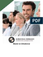 Master en Ortodoncia