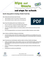 nude food steps for schools