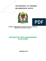 Revised Final IPMP for SAGCOT_March 12 2014