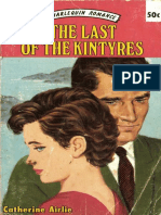 Airlie, Catherine - [Harlequin Romance 1288] - The Last of the Kintyres.epub