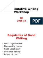 Day 3_BM_Argumentative Writing Workshop.pptx