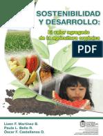 Libro-Sostenibilidad y Desarrollo-El Valor Agregado de La Agricultura Organica