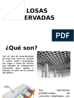 LOSAS-NERVADAS