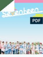 Lirik Seventeen - Very Nice (아주 Nice)