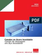 ACO Canales Inox-2014