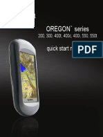 Oregon Series Quick Reference Guide En