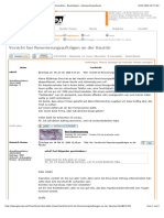Vorsicht bei Renovierungsaufträgen an der Haustür - Immobilie - Deutschland - Gomopa Finanzforum