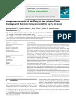 Antifungal Denture Lining