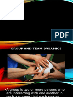 GROUP AND TEAM DYNAMICS - LANIE.pptx