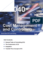 Unit 3- Controlling Overview