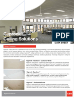 GYPROCK 568 Ceiling Solutions Flyer 201204