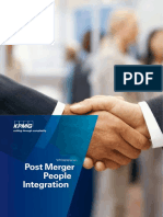 Post Merger People Integration