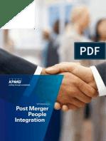 Post Merger People Integration