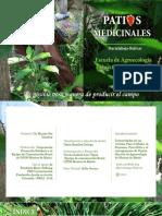 Cartilla Patios Medicinales-Marialabaja-Bolívar-