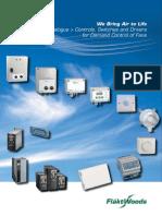 Controls Technical Catalogue 9512 GB