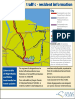 Bestival 2016 — Isle of Wight Council traffic plan