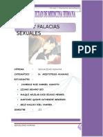 Mitos y Falacias Sexuales