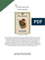 Fascinação 102 - Sondra Stanford - Amor Sem Fim (and Then Came Dawn)