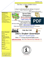 Newsletter 9-5-16