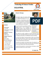 Newsletter Jan 2015