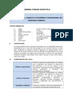 193882609-Unidad-Didactica-Matematica-1ro-Sec-2014.docx