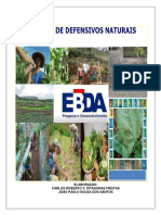Cartilha Defensivos Naturais EBDA