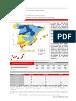 Mapa de Zonas Climaticas Cte Xps