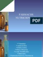 10 -FARMACOS NUTRICIONALES