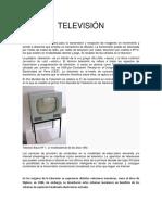 TELEVISIÓN (INVESTIGACIÓN)
