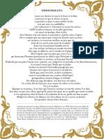 Max Ehrmann Poetry Desiderata Francais