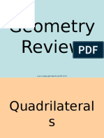 geometry review show updated 2016