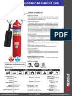 IF02 Matafuego Georgia CO2x5kg