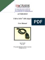 ACT-IR120UD-Manual-v1.0.2-100727
