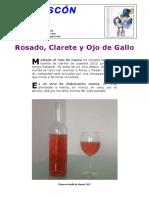 0049 Rosado, Clarete y Ojo de Gallo